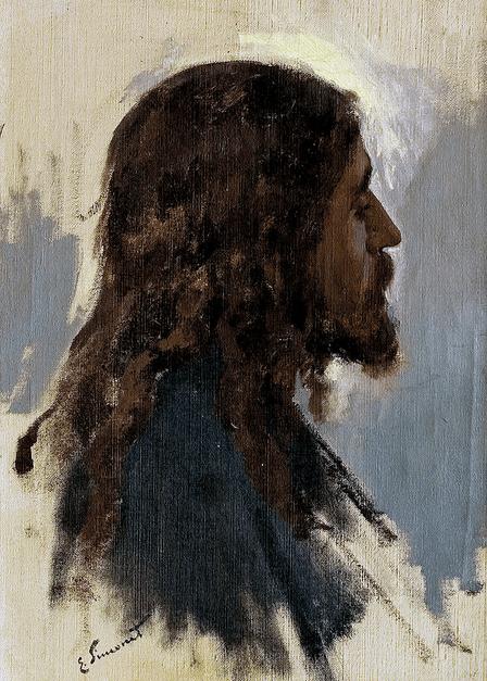 Head of Jesus - Simonet